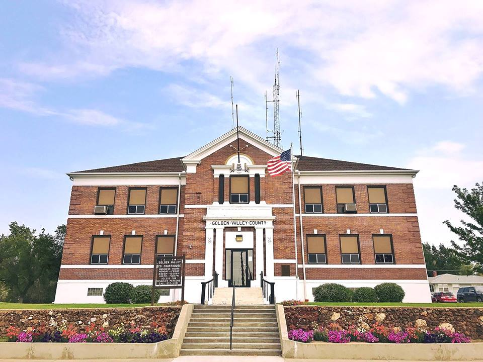 Golden Valley Courthouse